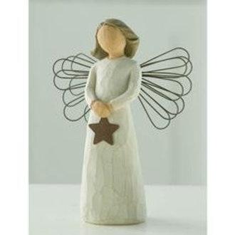 Angel of Light  ..... Demdaco Willow Tree