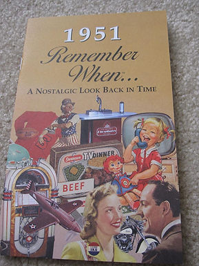 1951 Remember When Kardlet