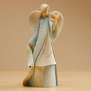 March Angel ..... Foundations by Karen Hahn