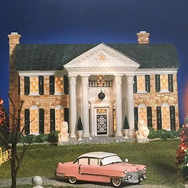 Elvis Presley's Graceland ..... 6 pcs set