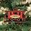 Thumbnail: Santa's North Pole Express Caboose ..... Ginger Cottages Figurine / Orname