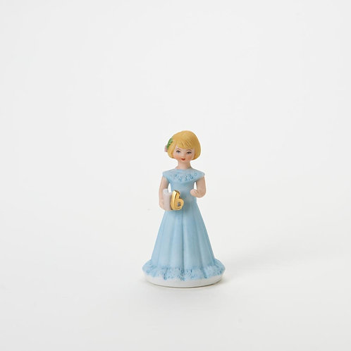 Grow Up Girls Blonde Age 6 ..... by Enesco