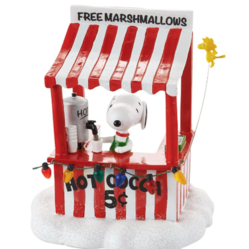Snoopy's Cocoa Stand