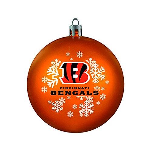 Bengals Shatter-Proof Ball Ornament
