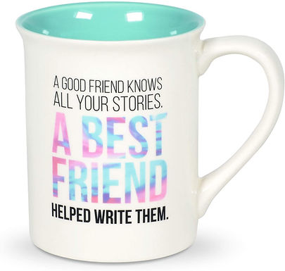 """16oz .....   """".... A Best Friend....."""" Mug ..... by Our Name Is Mud"""