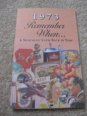 1973 Remember When Kardlet