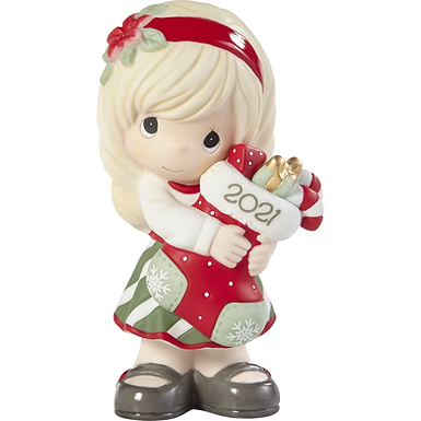 You Fill Me With Christmas Cheer 2021 Dated Figurine
