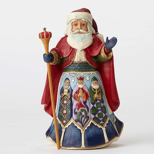 Spanish Santa