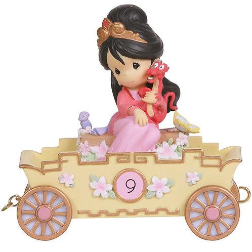 Disney Birthday Parade Nine is Divine ..... Mulan ..... Age 9