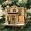 Thumbnail: Polar Precinct 25 ..... Ginger Cottages Figurine / Orname