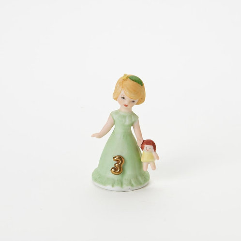 Grow Up Girls Blonde Age 3 ..... by Enesco