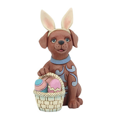 Mini Easter Dog