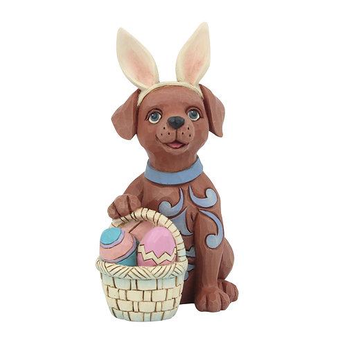 Mini Easter Dog