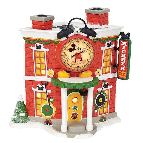 Mickey's Alarm Clock Shop