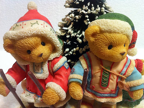 Segrid, Justaf, & Ingmar ..... The Spirit Of Christmas Grows In Our Hearts