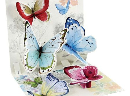 Mother's Day Pop-up Cards
