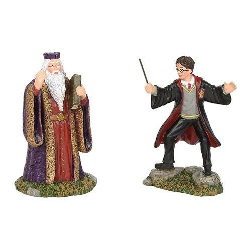 Harry & The Headmaster 2 pcs