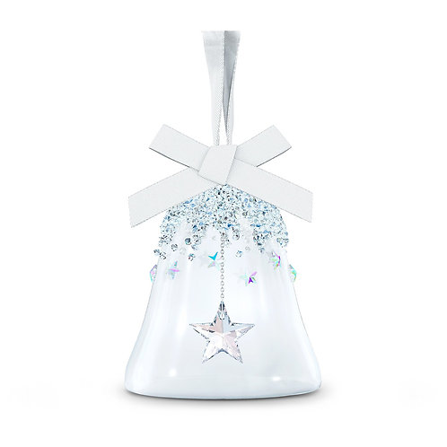 Small Star Bell Ornament