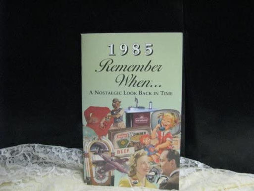 1985 Remember When Kardlet