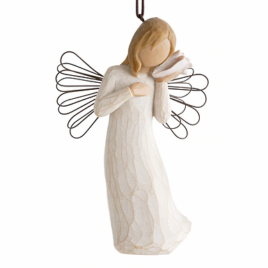 Thinking of You Ornament ..... Demdaco Willow Tree