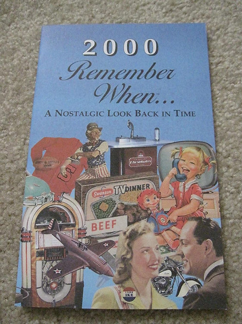 2000 Remember When Kardlet