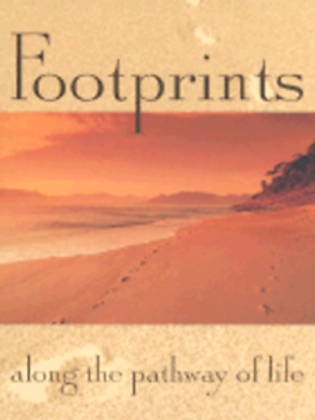 Footprints ..... along the pathways of life