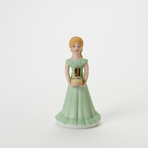 Grow Up Girls Blonde Age 11 ..... by Enesco