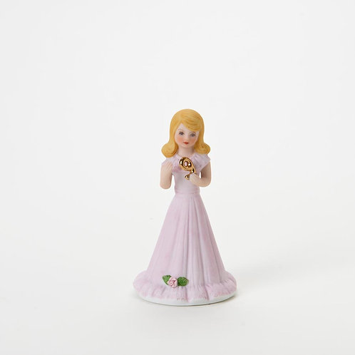 Grow Up Girls Blonde Age 9 ..... by Enesco
