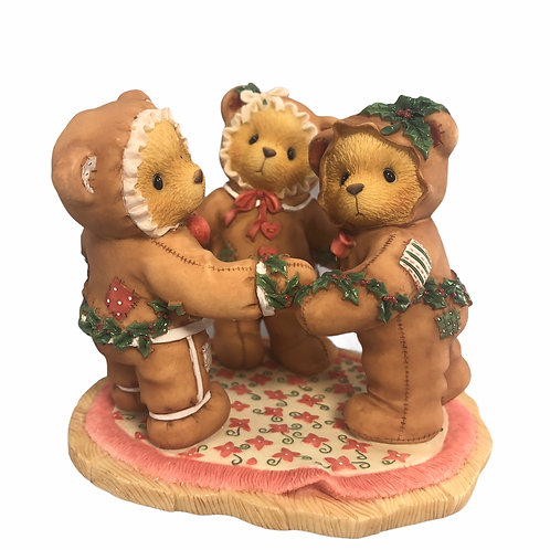 A Special Recipe For Our Friendship ....... Cherished Teddies Catalog Exclu