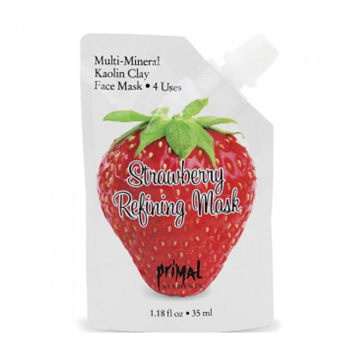 Face Mask - STRAWBERRY REFINING