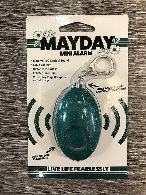 MAYDAY Mini Alarm Green