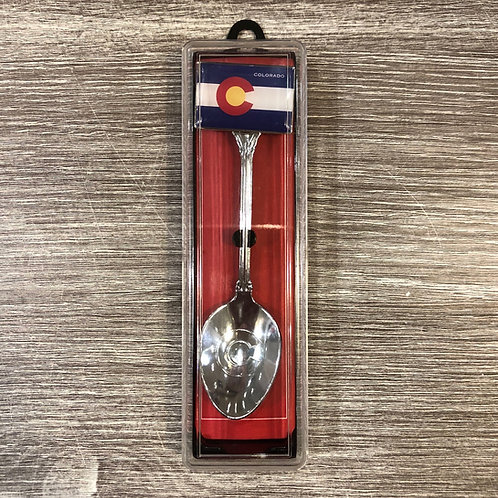 State of Colorado Flag Spoon