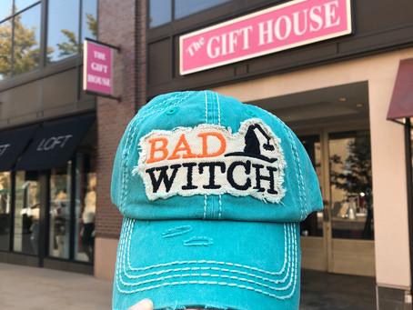 Bad Witch Baseball Cap