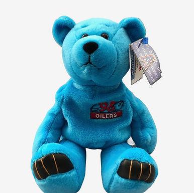 Limited Treasures Plush Bear .....Tennessee Oilers Eddie George #27