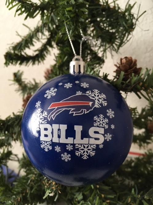 Bills Shatter-Proof Ball Ornament