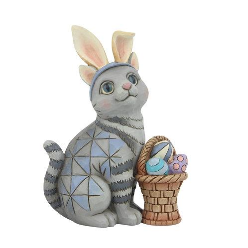 Mini Easter Cat