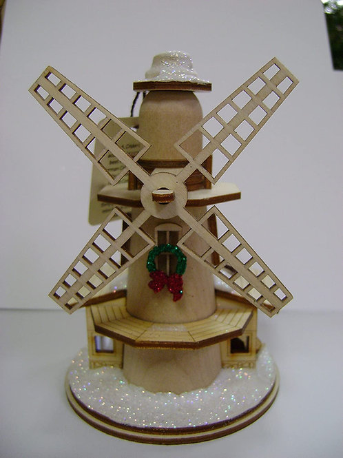 Windmill  ..... Ginger Cottages Figurine / Ornament