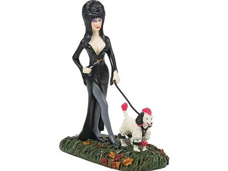 Elvira and Gonk