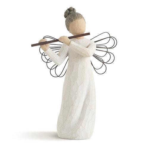 Angel of Harmony ..... Demdaco Willow Tree