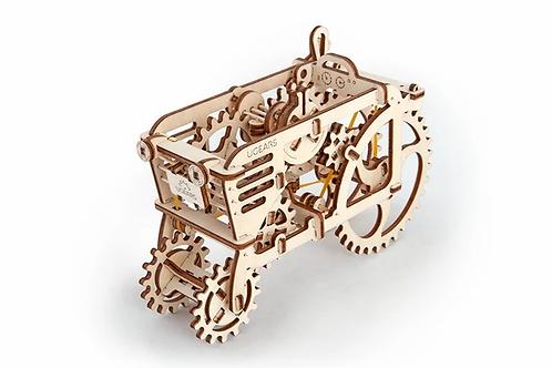 Ugears Tractor ........ Wood Model Kit