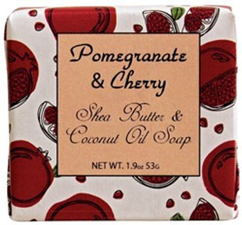 Habersham Pomegranate and Cherry ..... Shea Butter and Coconut Oil So