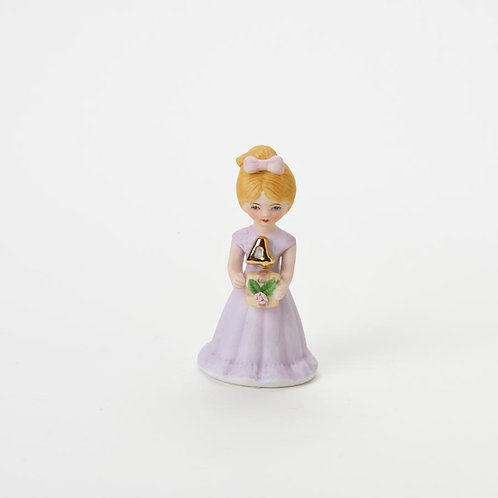 Grow Up Girls Blonde Age 4 ..... by Enesco