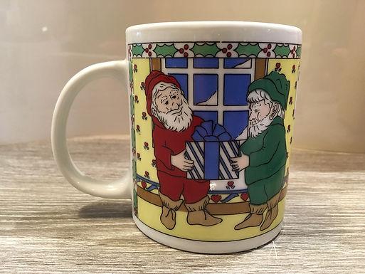 Holiday Elf Mug