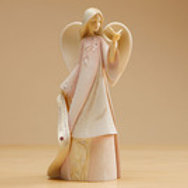 October Angel ..... Foundations by Karen Hahn