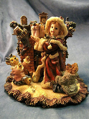 Sandra Clause ..... Christmas Morning