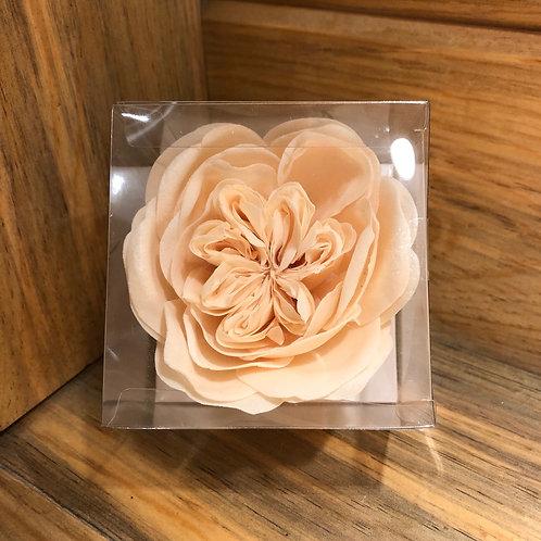 Cream Rose Petal Soap