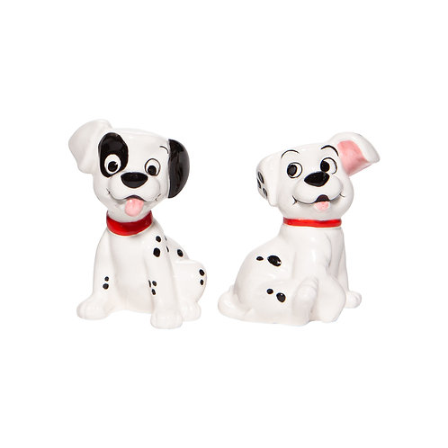Patch and Rolly Salt and Pepper Shakers