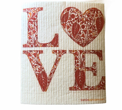 Love .......... Swedish Dishcloth