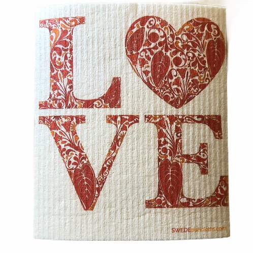 Love .......... Swedish Dishcloth