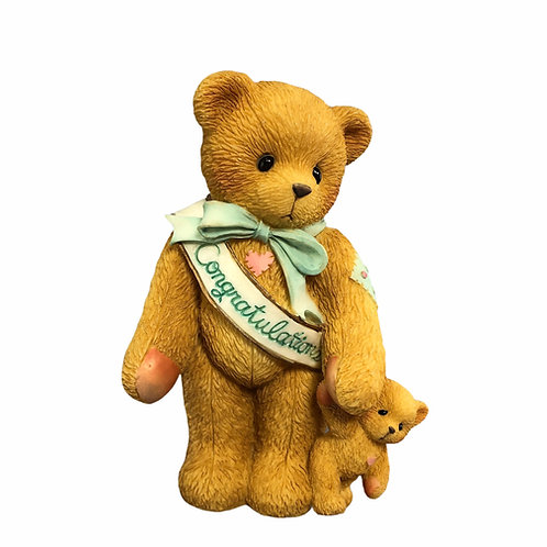Congratulations, This Calls For A Celebration....... Cherished Teddies